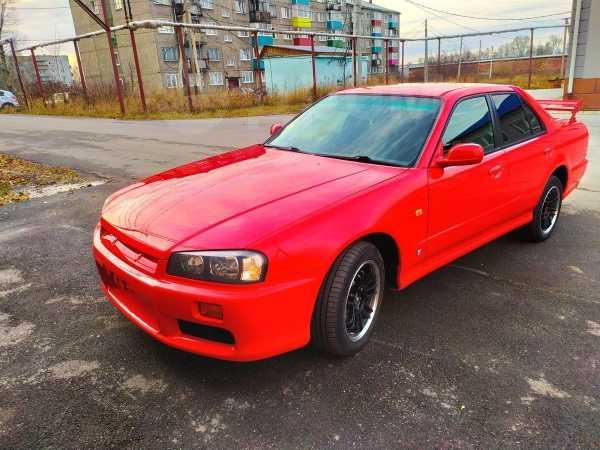 Nissan Skyline, 1999 год, 500 000 руб.