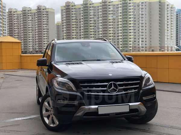 Mercedes-Benz M-Class, 2013 год, 1 895 000 руб.