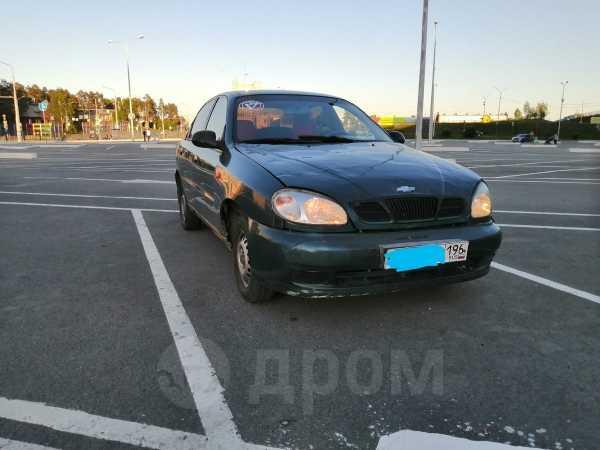Chevrolet Lanos, 2005 год, 60 000 руб.