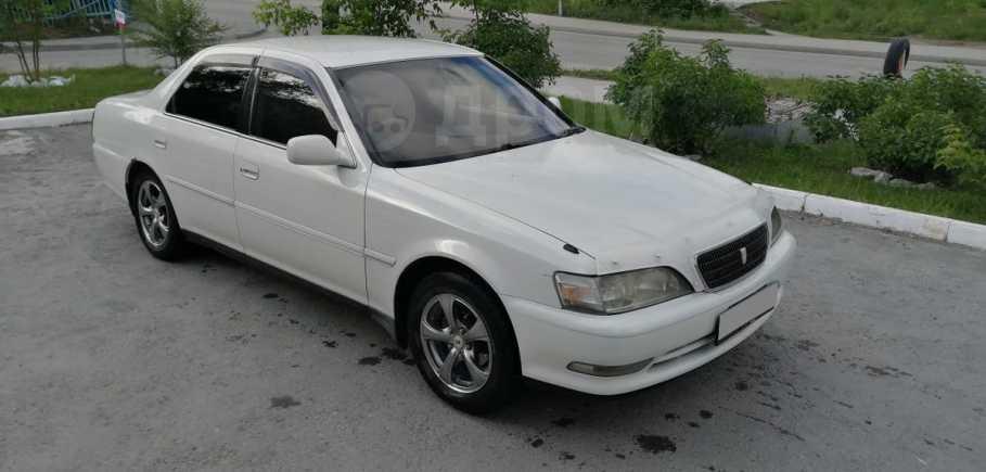 Toyota Cresta, 2001 год, 215 000 руб.