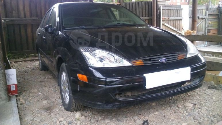 Ford Focus, 2003 год, 90 000 руб.