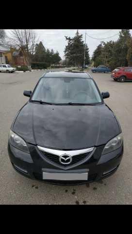 Буденновск Mazda3 2007
