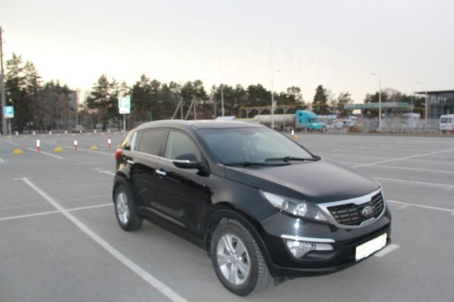 Kia Sportage, 2012 год, 600 000 руб.