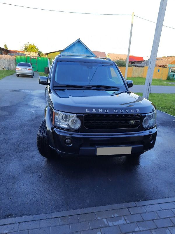 Land Rover Discovery, 2011 год, 1 450 000 руб.
