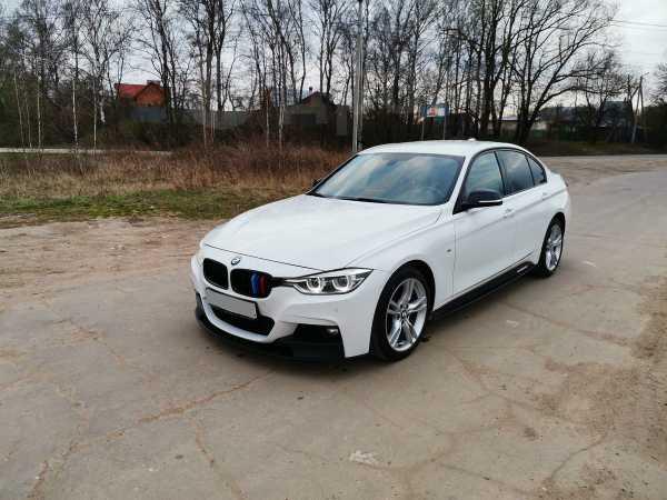BMW 3-Series, 2016 год, 1 250 000 руб.