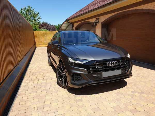 Audi Q8, 2018 год, 5 550 000 руб.