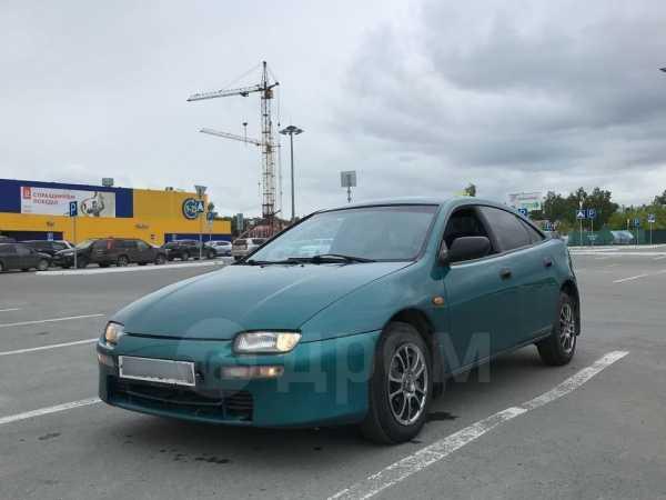 Mazda 323F, 1997 год, 135 000 руб.