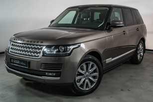 Челябинск Range Rover 2013