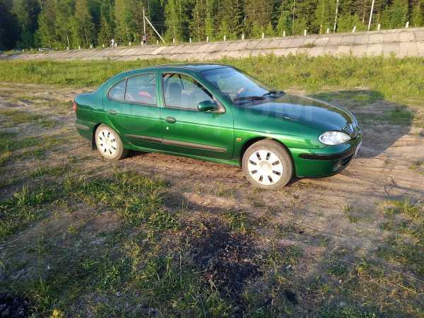 Renault Megane, 2001 год, 100 000 руб.