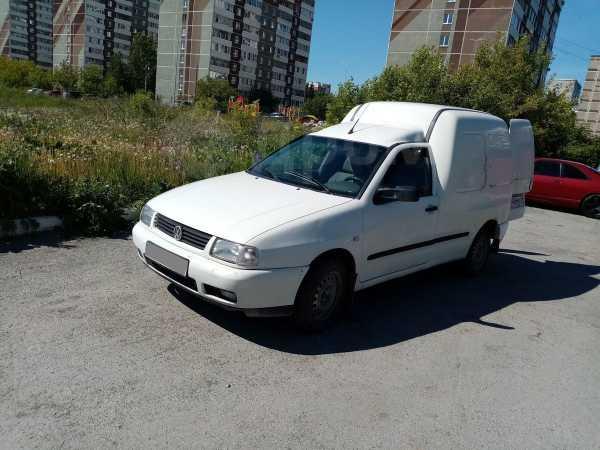 Volkswagen Caddy, 2003 год, 135 000 руб.