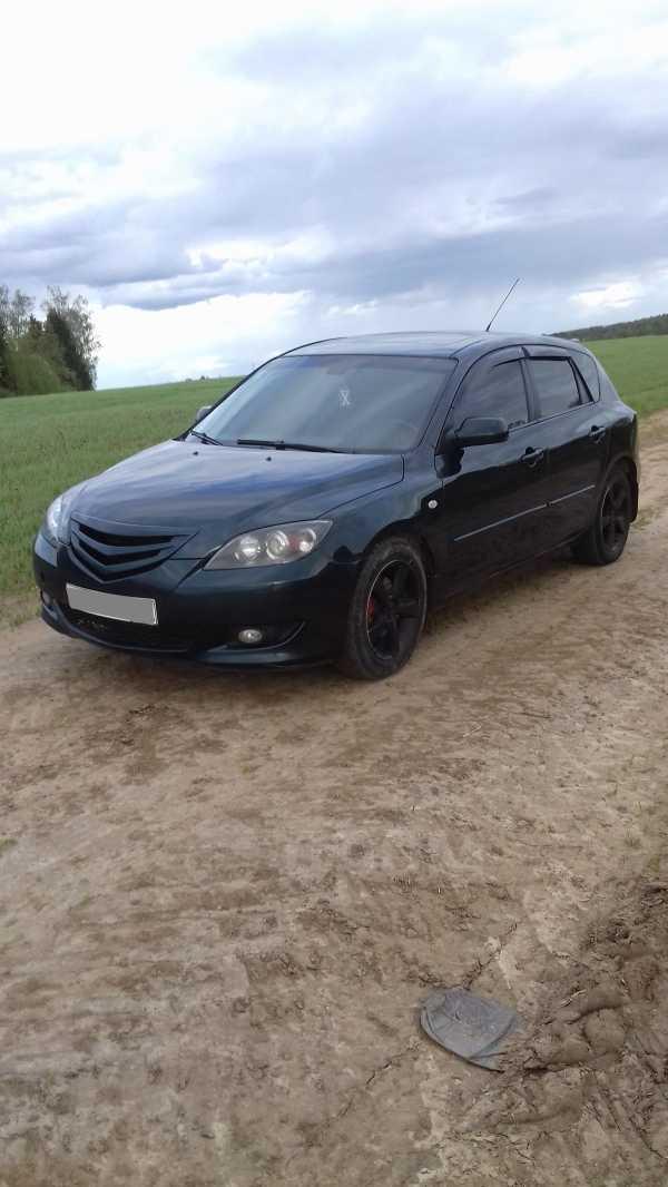 Mazda Mazda3, 2005 год, 240 000 руб.