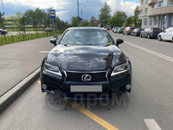 Lexus GS350, 2014 год, 1 500 000 руб.