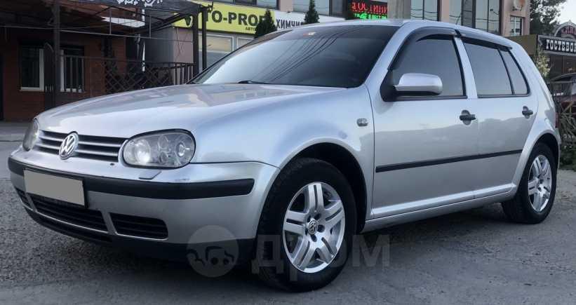 Volkswagen Golf, 2001 год, 260 000 руб.