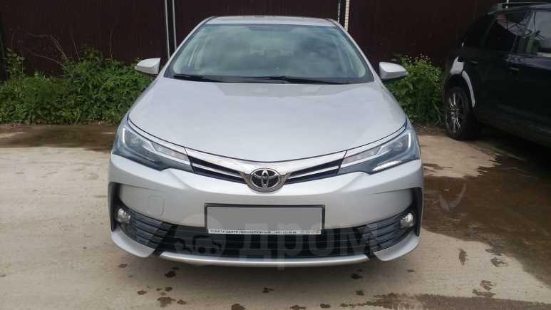 Toyota Corolla, 2018 год, 1 040 000 руб.