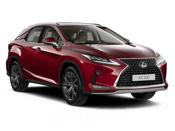 Lexus RX300, 2020 год, 4 024 000 руб.