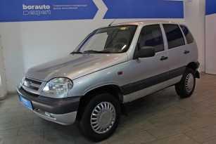 Воронеж Niva 2007