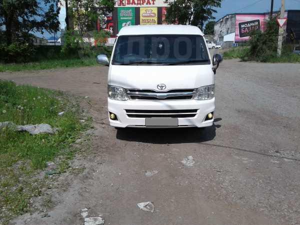 Toyota Hiace, 2010 год, 1 350 000 руб.