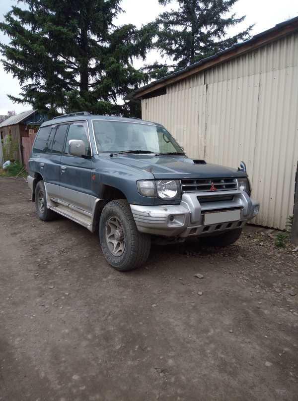 Mitsubishi Pajero, 1996 год, 260 000 руб.