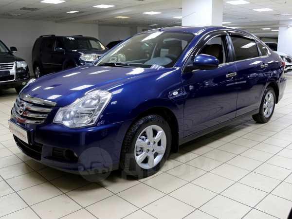 Nissan Almera, 2017 год, 555 000 руб.