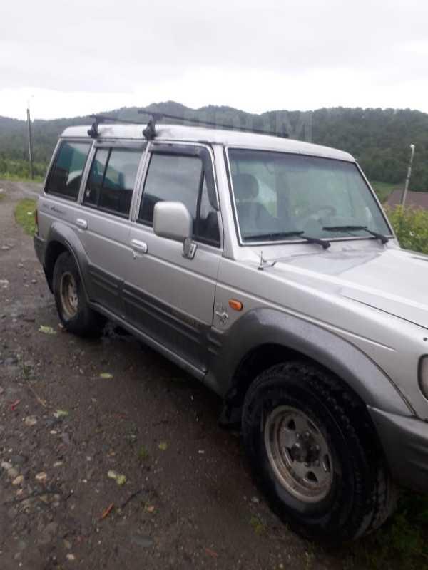 Hyundai Galloper, 2001 год, 345 000 руб.