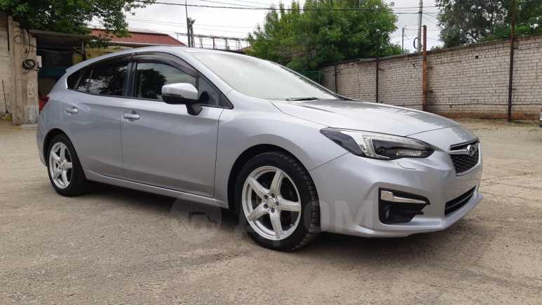 Subaru Impreza, 2017 год, 847 000 руб.