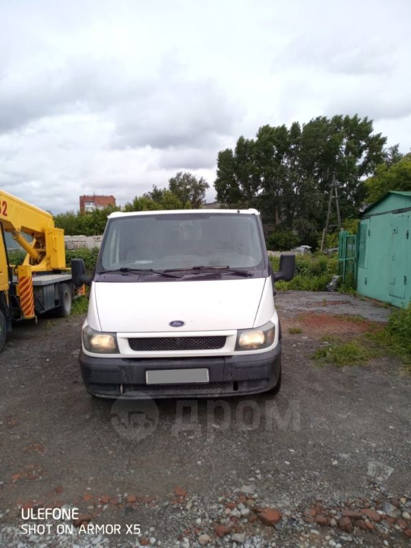 Ford Tourneo Connect, 2001 год, 469 000 руб.