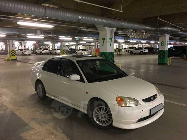 Honda Civic Ferio, 2001 год, 260 000 руб.