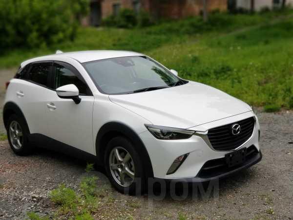 Mazda CX-3, 2016 год, 785 000 руб.