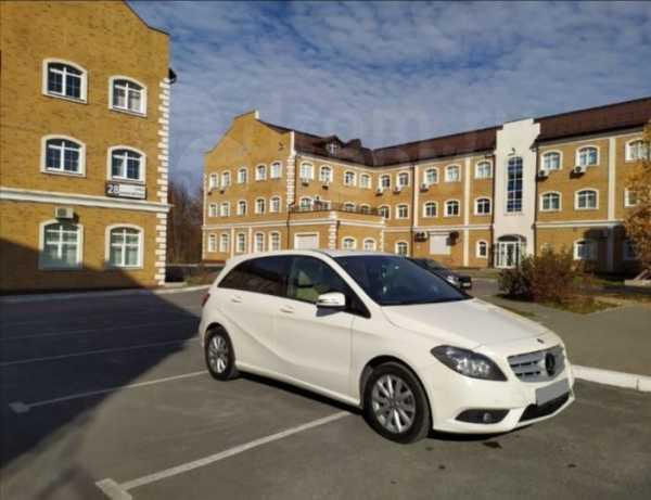 Mercedes-Benz B-Class, 2012 год, 790 000 руб.