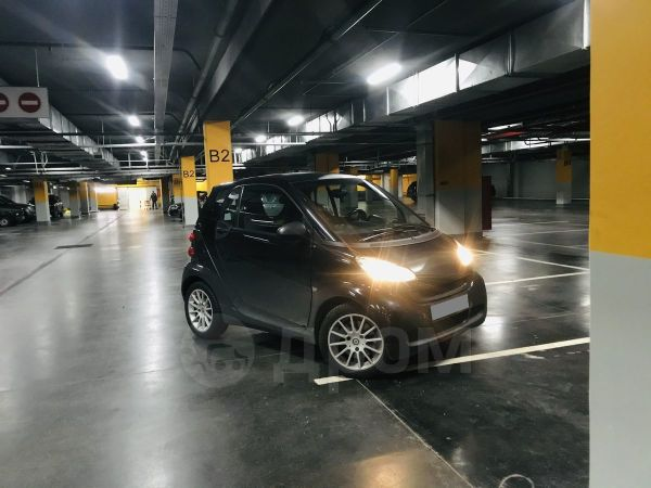 Smart Fortwo, 2011 год, 365 000 руб.