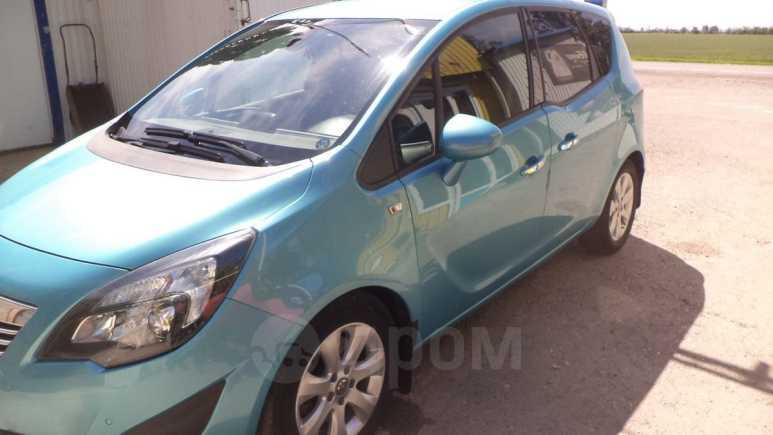 Opel Meriva, 2011 год, 480 000 руб.