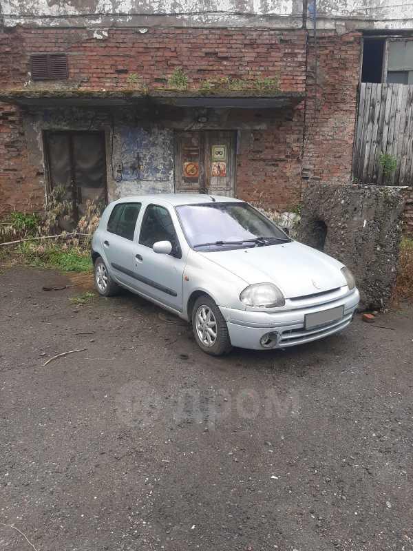 Renault Clio, 1999 год, 53 000 руб.