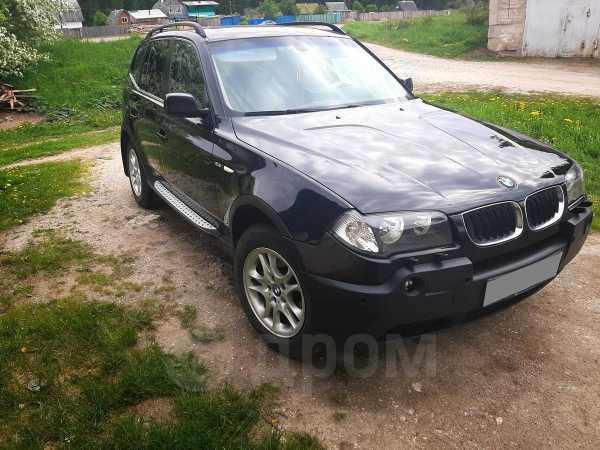 BMW X3, 2004 год, 530 000 руб.