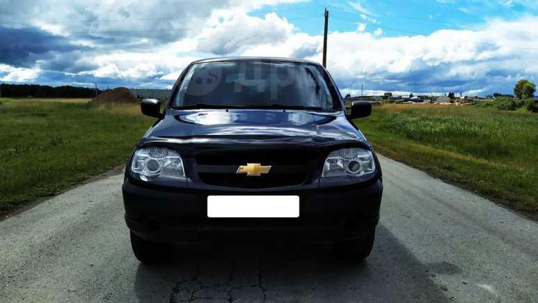 Chevrolet Niva, 2012 год, 323 000 руб.