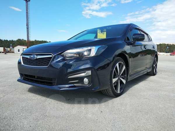 Subaru Impreza, 2017 год, 1 200 000 руб.