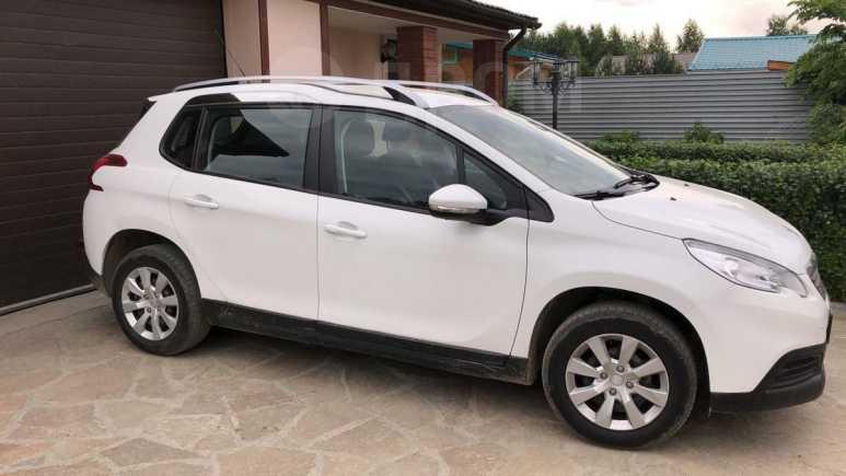 Peugeot 2008, 2014 год, 480 000 руб.