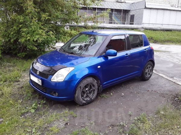 Suzuki Swift, 2006 год, 295 000 руб.