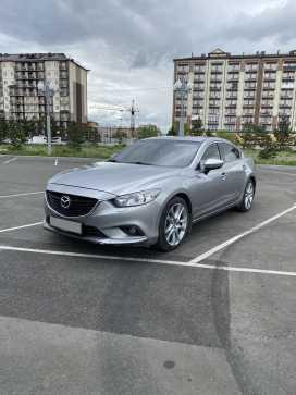 Кызыл Mazda6 2013