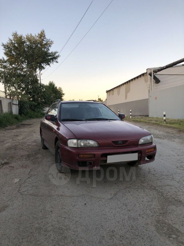 Subaru Impreza, 1993 год, 85 000 руб.