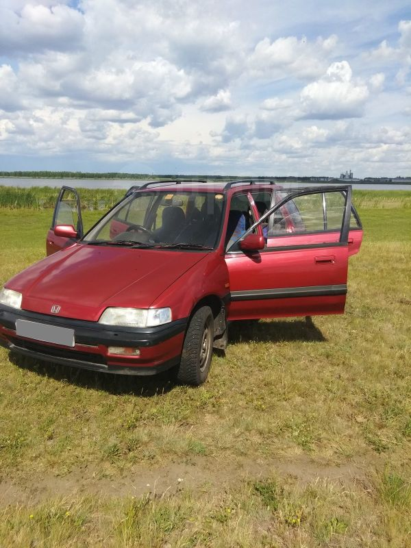 Honda Civic Shuttle, 1993 год, 120 000 руб.