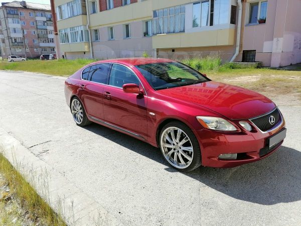 Lexus GS300, 2007 год, 580 000 руб.