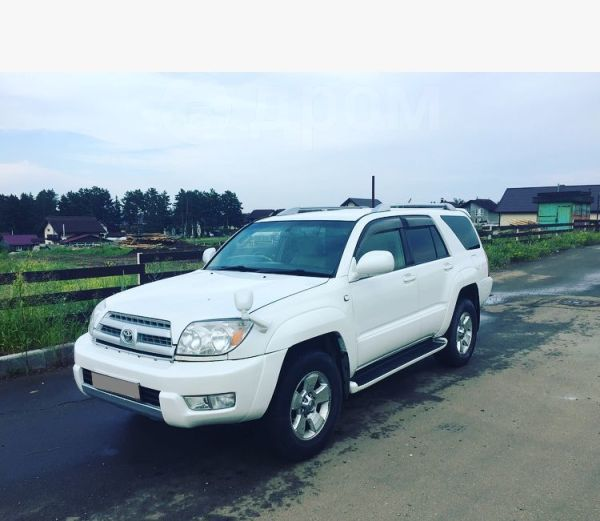 Toyota Hilux Surf, 2003 год, 848 000 руб.