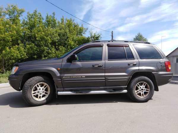 Jeep Grand Cherokee, 1999 год, 500 000 руб.