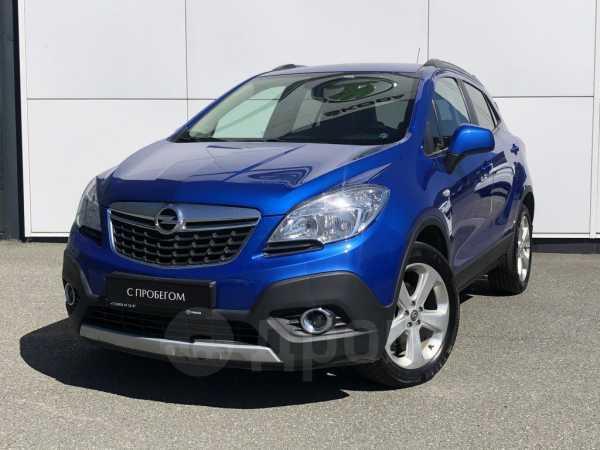 Opel Mokka, 2012 год, 605 000 руб.