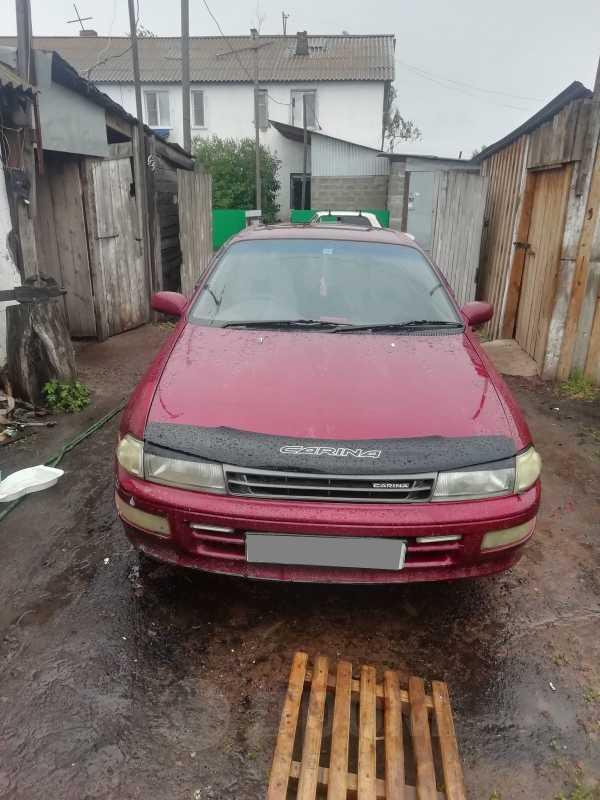 Toyota Carina, 1993 год, 143 000 руб.