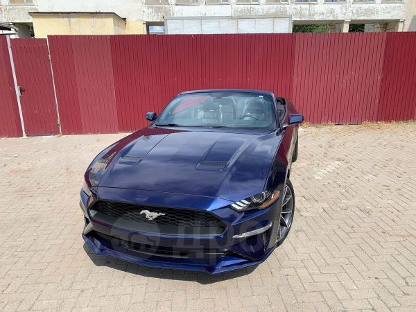 Ford Mustang, 2019 год, 2 790 000 руб.