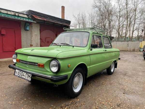 ЗАЗ Запорожец, 1988 год, 250 000 руб.