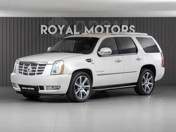 Cadillac Escalade, 2011 год, 940 000 руб.