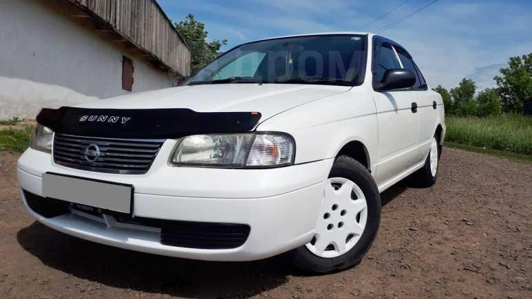 Nissan Sunny, 2003 год, 207 000 руб.
