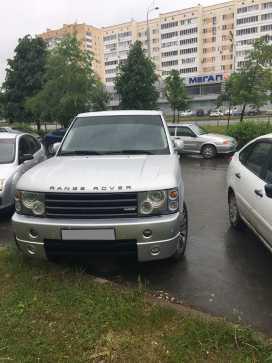Казань Range Rover 2005